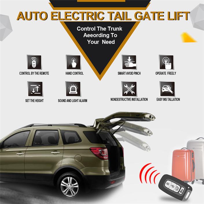 Intelligient Smart Remote Control Auto Electric Tail Gate Lift Nissan X