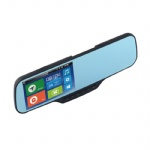 Smart Rearview Mirror